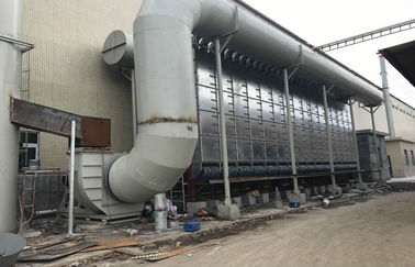Reasonable Structure Zinc Smoke Collection And Treatment System ISO CE SGS