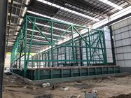 China Auto Control Zinc Hot Dip Galvanizing Acid Washing System , Hot Dip Galvanising Plant  factory