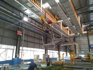 Professional Hot Dip Galvanizing Machine Coating Production Line Non - Standard