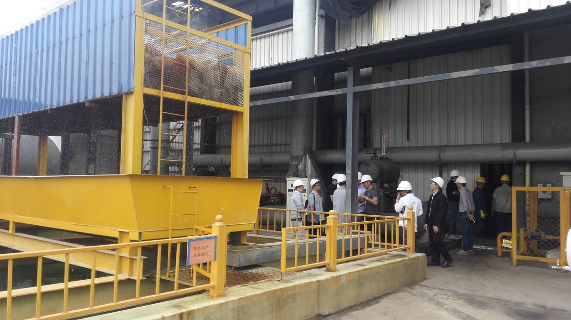 Hot Deep Galvanizing Plant With Auto Detect / Adding System , Hot Dip Galvanising Machinery