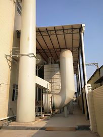 China 900 Pa Reinforced Plastic Acid Fume Extraction System With Total Resistance10 S distributor