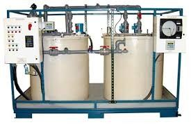 China Environmental Friendly Waste Neutralization System , Acid Neutralizer System  distributor