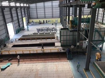 8-40 Fume Free Continuous Pickling Line For Dilute Phosphorous / Hydrochloric Acid